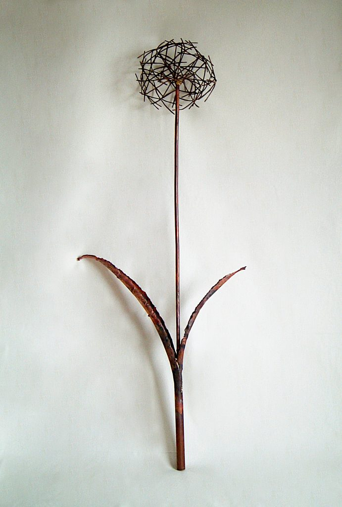 allium sculpture