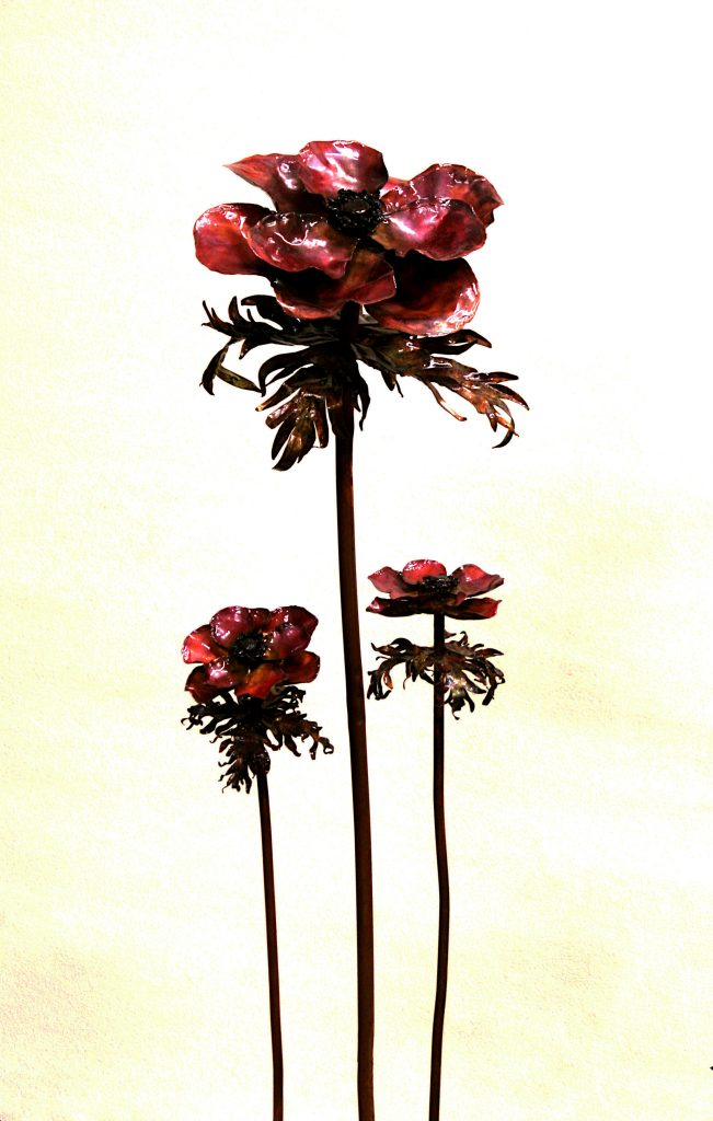 anemone sculpture