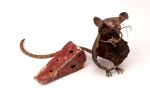 mouse sculpture